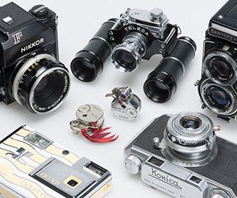 世界を制した日本のカメラ