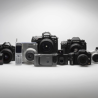 日本カメラ博物館 特別展 平成のカメラ展
