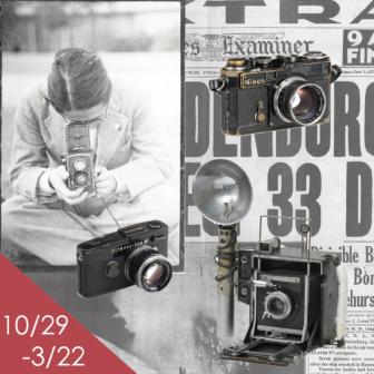 カメラと写真家 ~機材と表現の180年史~
