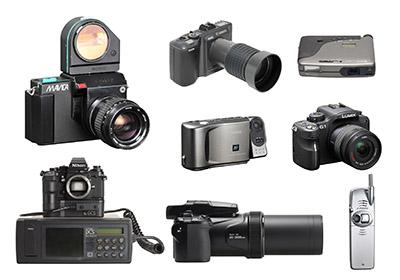 特別展 デジタルカメラ展