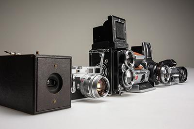 フィルムカメラ展