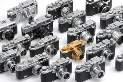 ライカ型カメラ