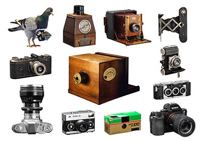 世界のカメラ100選